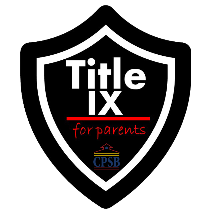 Title IX: Information for parents