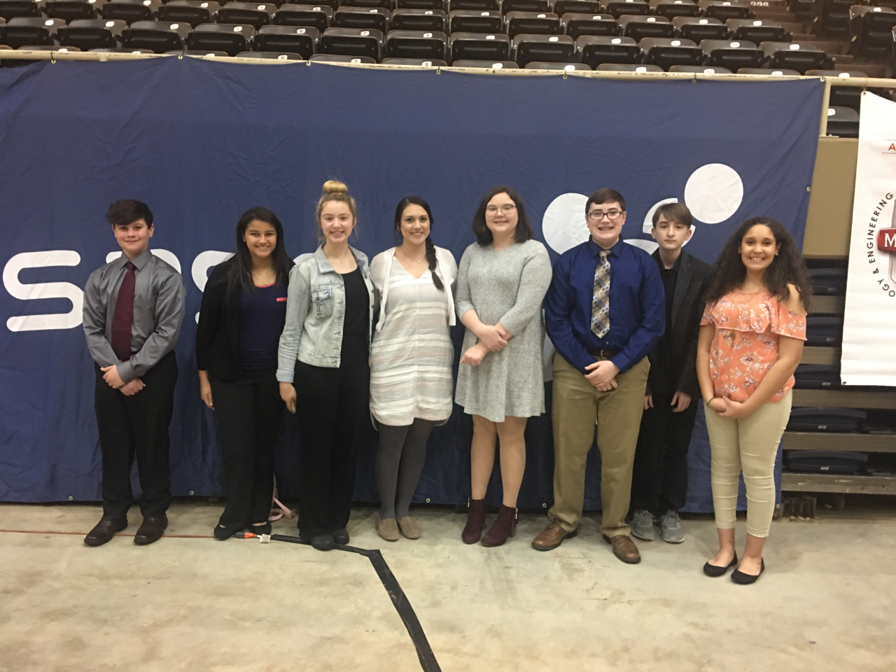 Regional Science Fair Winners
