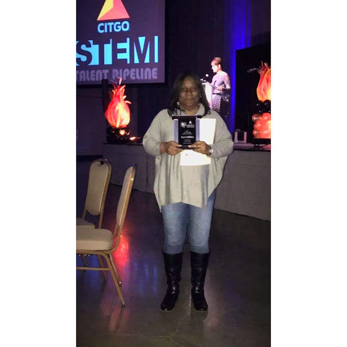 Citgo STEM Teacher of the Year