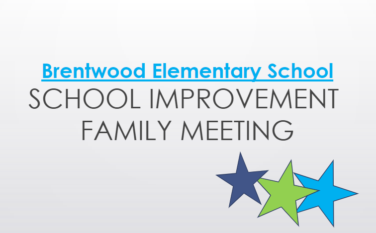 Brentwood School Improvement Family Plan 20-21