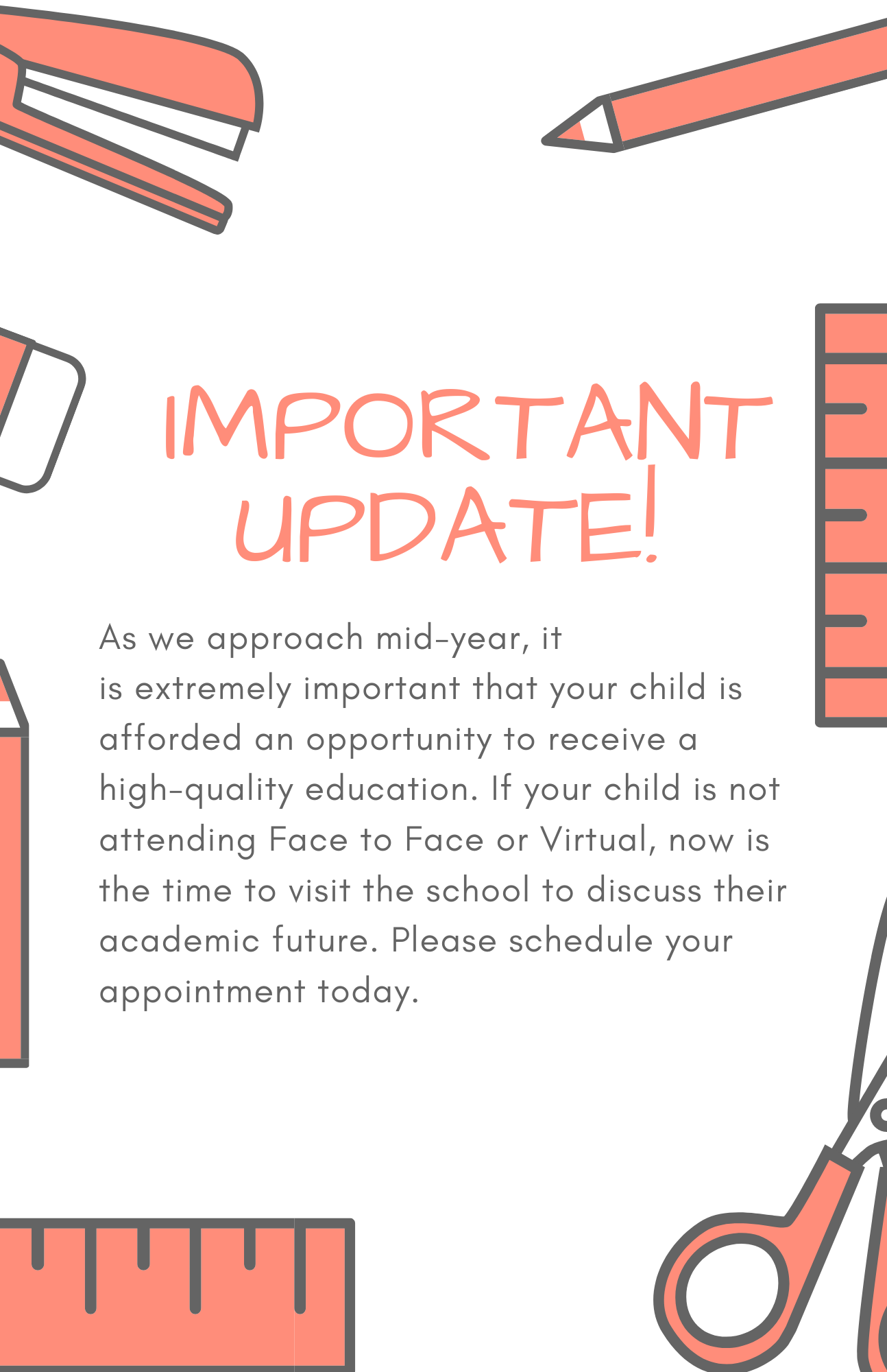 Is Your Child Enrolled?