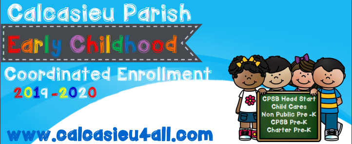 Early Childhood - Calcasieu 4 All