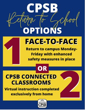 Return to School Options!