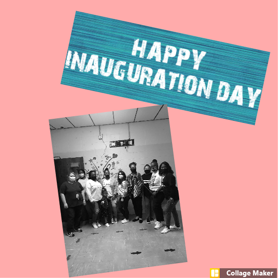 Chuck and Pearls Day At JD Clifton...HAPPY NAUGURATION DAY!!!