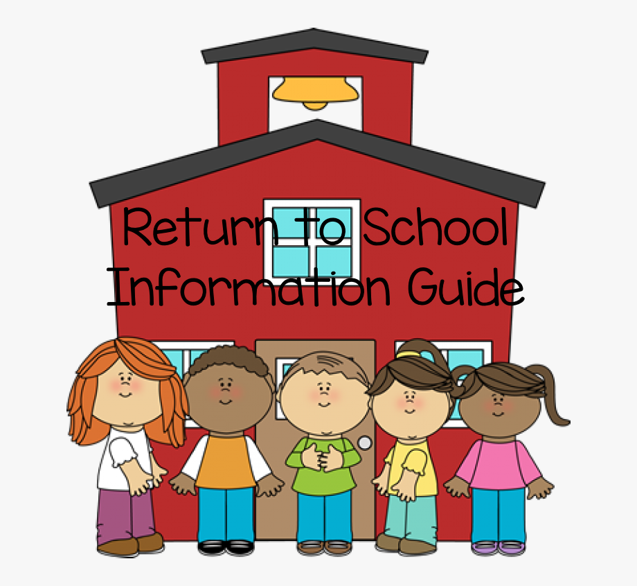 "Please click ""Read Full Story"" for our Return to School Information Guide"