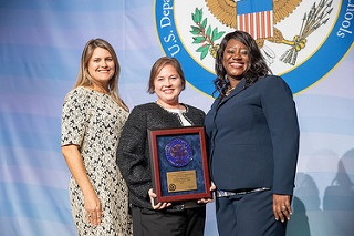T.S. Cooley Elementary Magnet Received National Blue Ribbon Honor