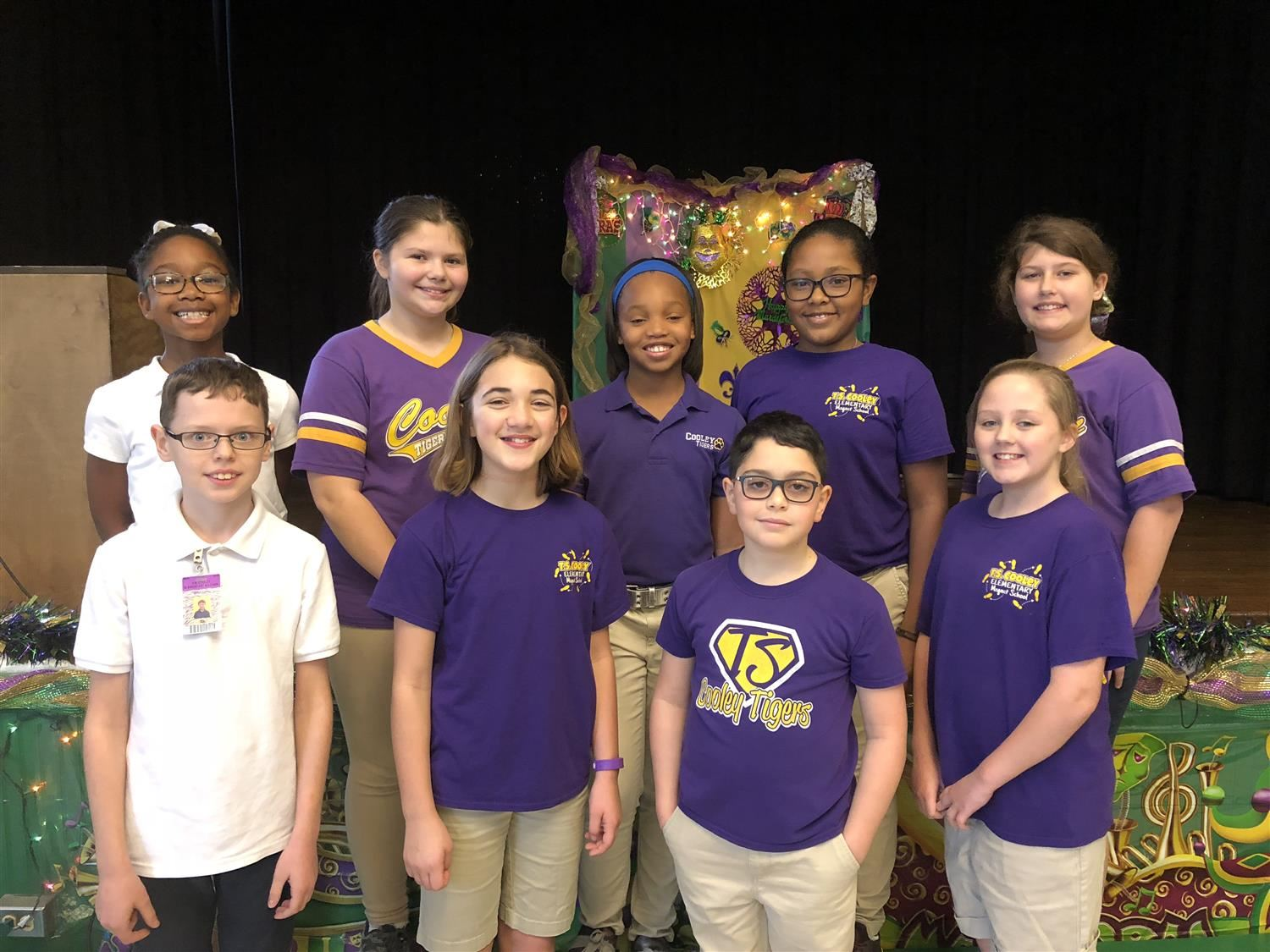 T.S. Cooley Honor Choir Performs at MSU
