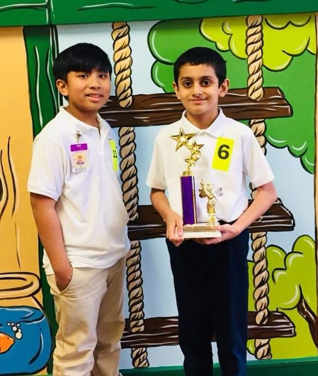 T.S. Cooley 3rd Grader Wins School Spelling Bee with the Word Xanadu