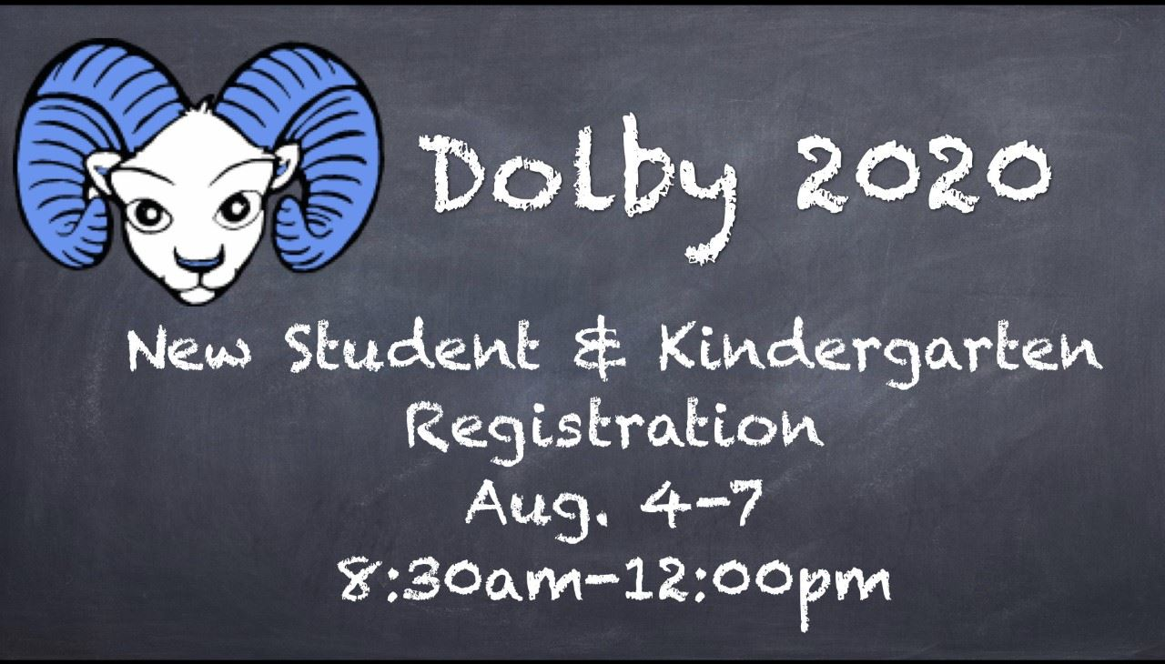 New Student & Kindergarten Registration