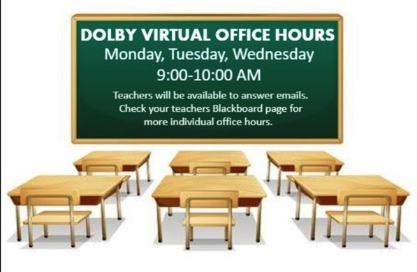 Dolby Teachers' Office Hours