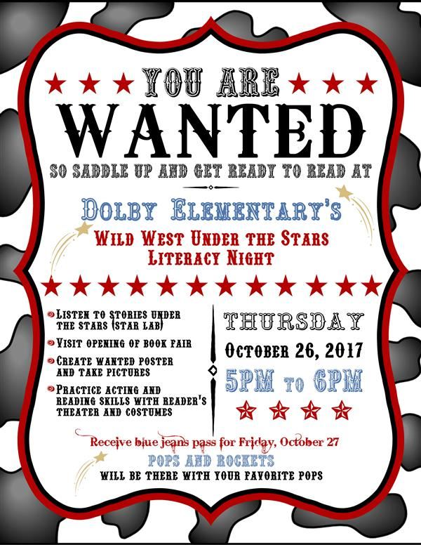 Family Literacy Night