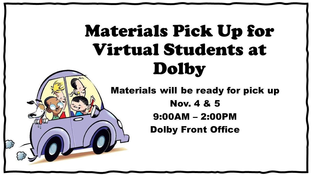 Attn: Dolby Virtual Students!