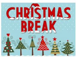 Christmas/New Year Break