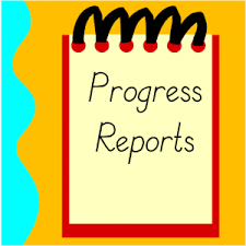 Progress Reports will be going home on Tuesday, February 20th.