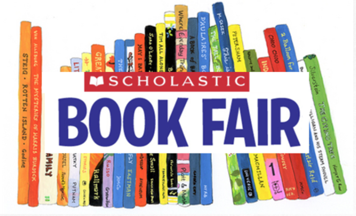 The Book Fair will be at school starting Tuesday, Oct. 16 through Monday, Oct. 22. Studentsreceived