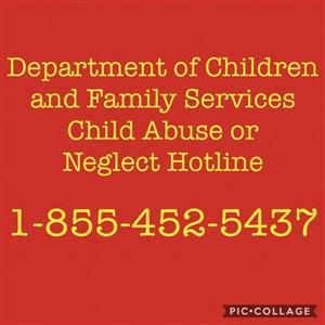 Child Protection Hotline