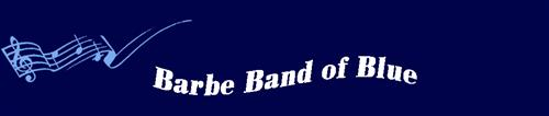 Band of Blue Banner