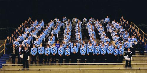 2014-2015 Band of Blue