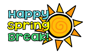 April 10-April 17: No School - Spring Break
