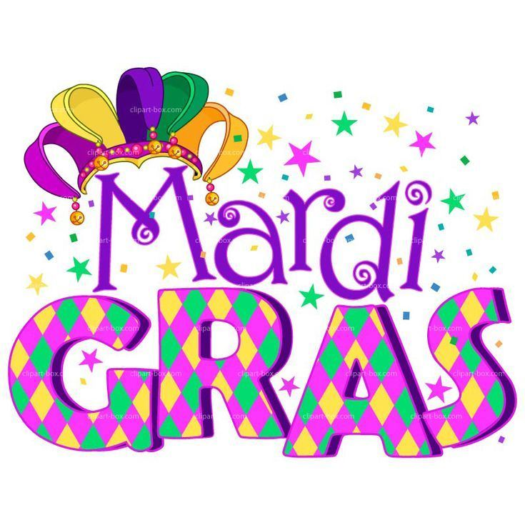 Mardi Gras Parade- February 21