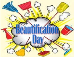 Beautification Day--March 7