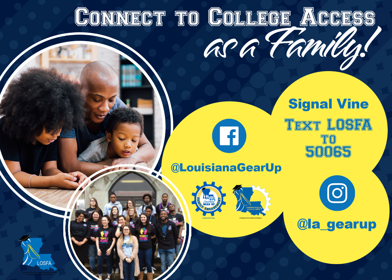 Connect to College Access as a Family