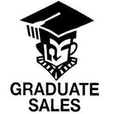 Graduate Sales Final Day: APR 13th at 11 am
