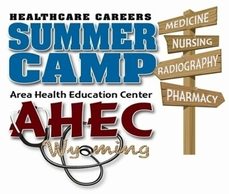 AHEC of a Summer for GEARUP Students!!