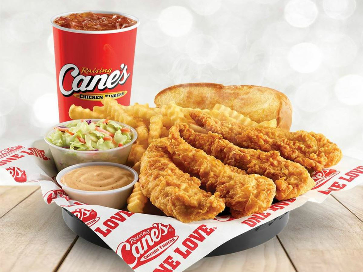 Raising Cane's Night