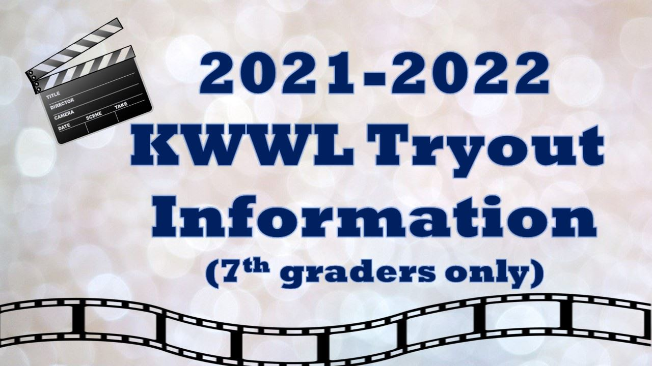 Click here for information on KWWL tryouts