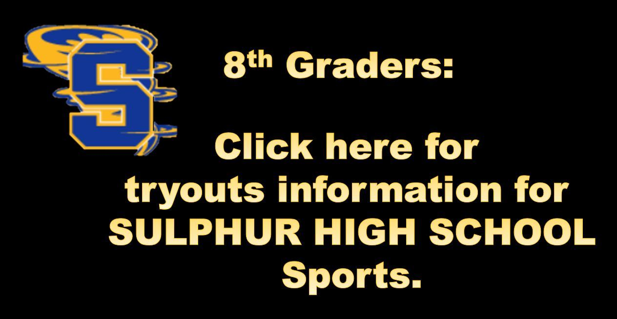 Click here for tryout information