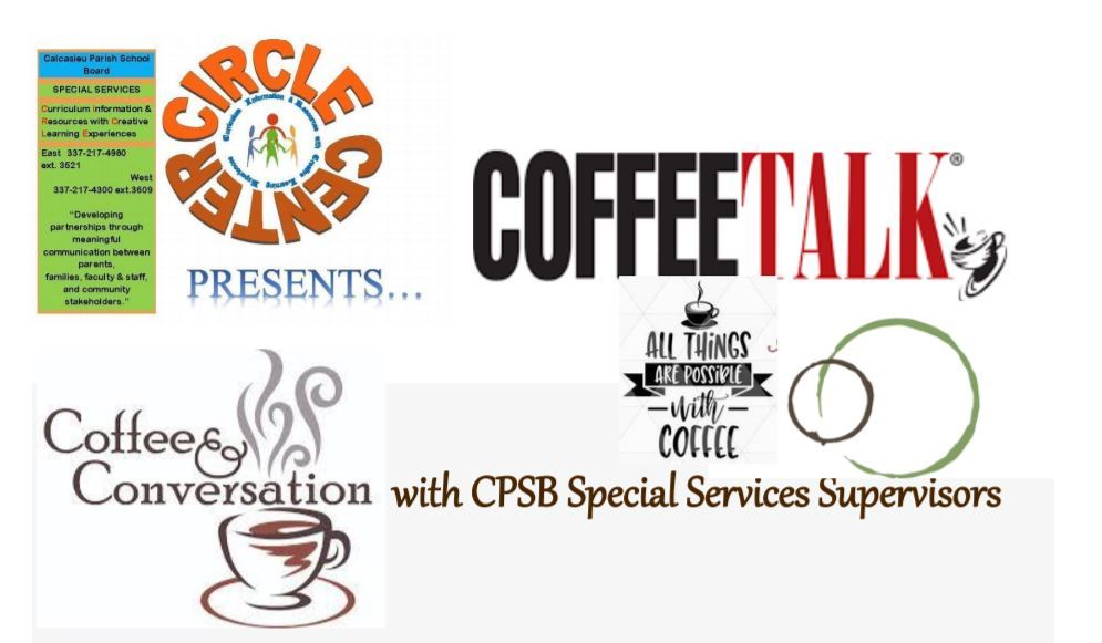 Parent-Supervisor Coffee Talk   Click here for more info