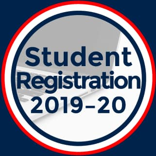 New Student Registration!