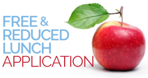 Apply for Free Reduced Lunch
