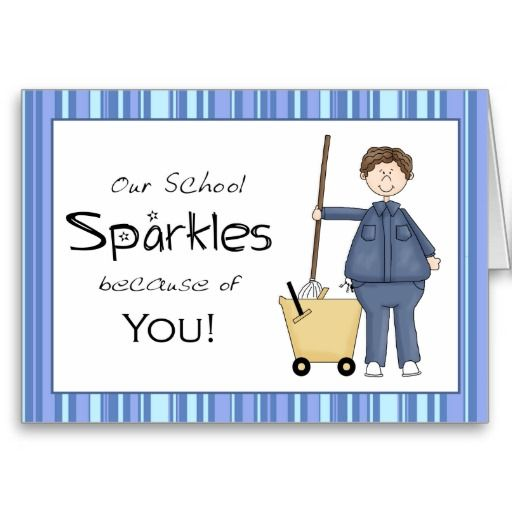 National School Custodian Day!