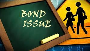 Bond Issue- Vote this weekend