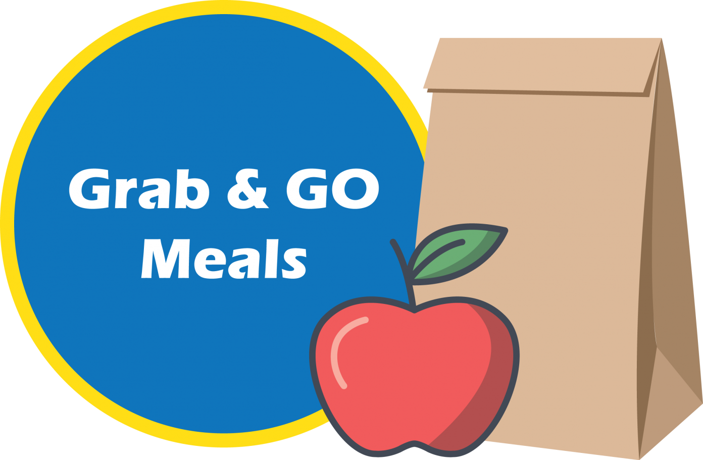 "Grab and Go Meals for CCR students. Pick up is on Fridays at Moss Bluff Middle school 11-12:30.  Please click ""Read Full Story"" for a direct link and more details!"