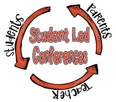Student Led Conferences - Oct. 18th - K-2 / Oct. 22nd - 3rd-5th  See calendar for times.  Report cards go home at conferences