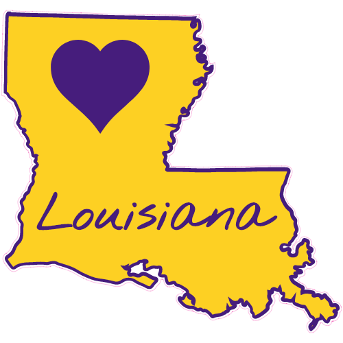 Louisiana Day - Friday, March 1st