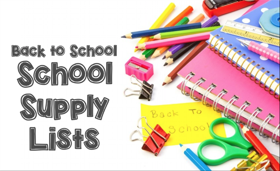 "School Supply Lists - Parents, please click ""Read Full Story"" for a direct link to the K-5 school supply lists."