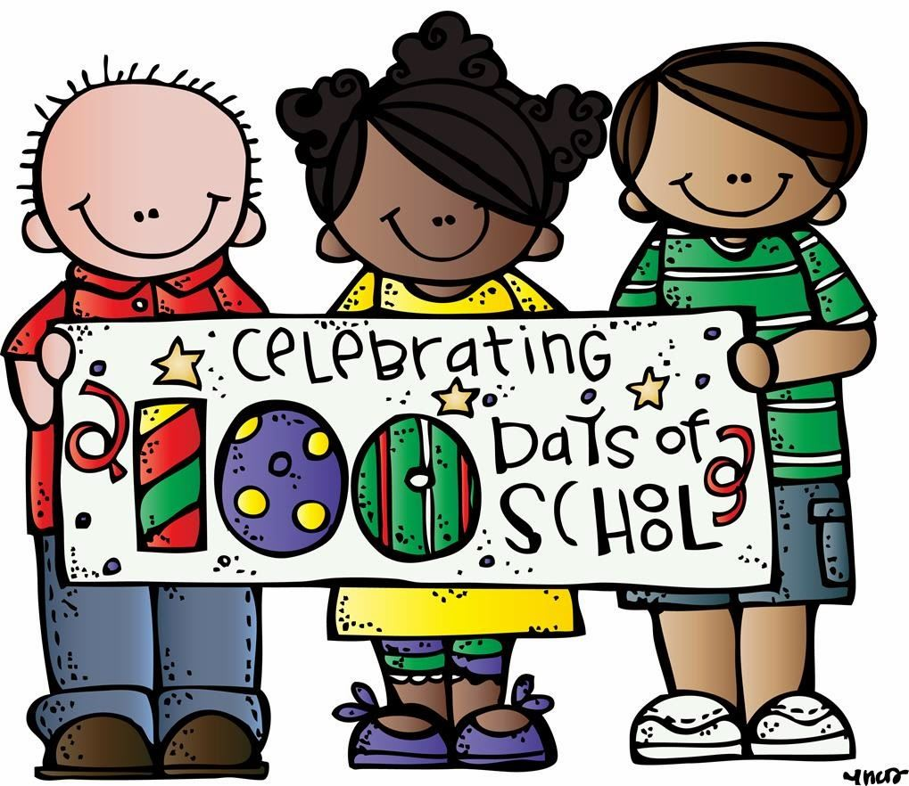 100th Day of School is January 28
