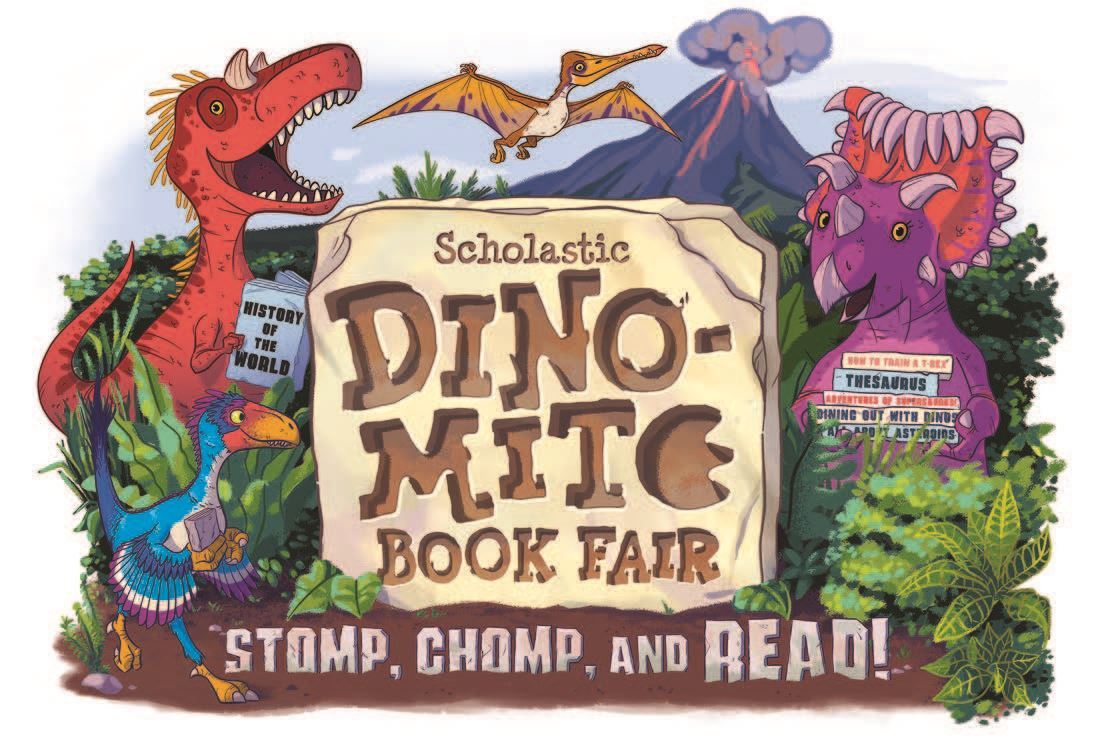Library Book Fair Sept. 23-27; Family & Friends Night Sept. 24