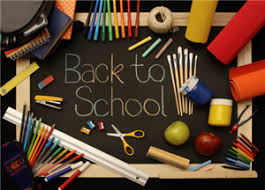 1st Day of School Monday August 24