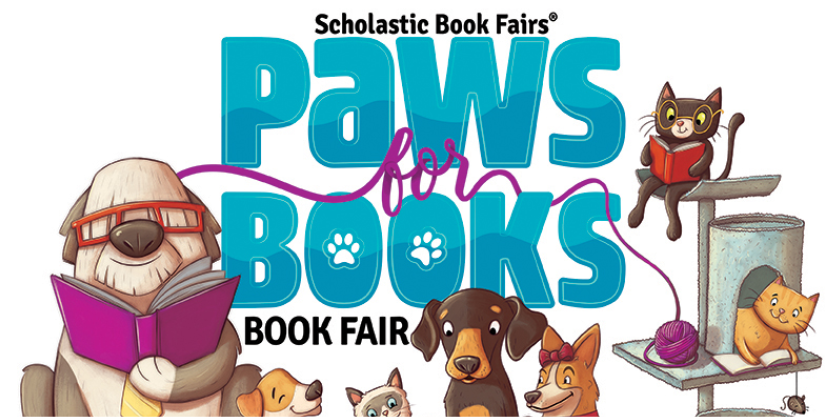 Scholastic Book Fair October 8-12