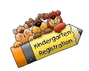 Kindergarten Registration March 12-16