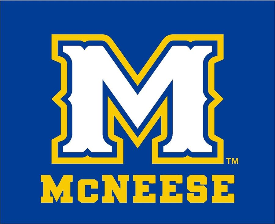 Friday Oct. 18 ~ Wear McNeese Blue & Gold for Homecoming Week