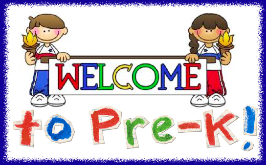 Pre-K Registration Information March 12-29