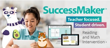 Great news! SuccessMaker 12 is ready for use at home! Click here for 3rd - 5th grade Google Chrome access.