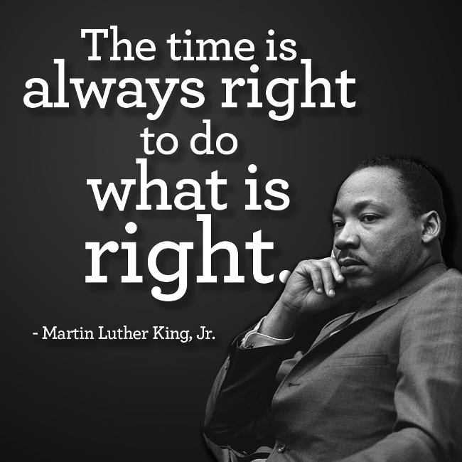 Celebrate Dr. Martin L. King, Jr. Day 1-20-2020