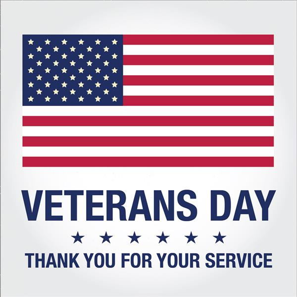 Veteran's Day Program 11/9/17 at 9am